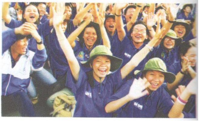 Unit 4 lớp 10: For a better community