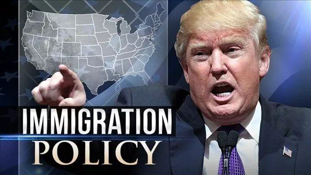 Trump's Approval Rating Falls After Immigration Crisis - Bao Song Ngu