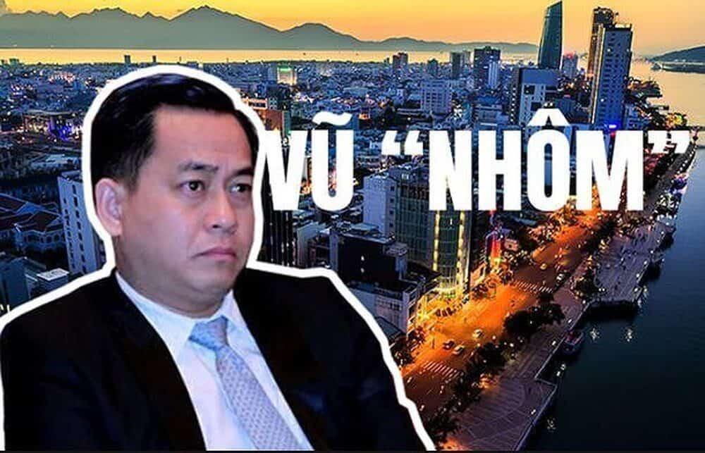 """Ông Phan Văn Anh Vũ, tức Vũ """"nhôm"""", ảnh: VTV.vn."""