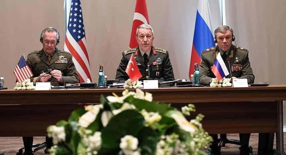 Tổng thống Mỹ tuyên bố sẽ rút khỏi Hiệp ước INF với Nga