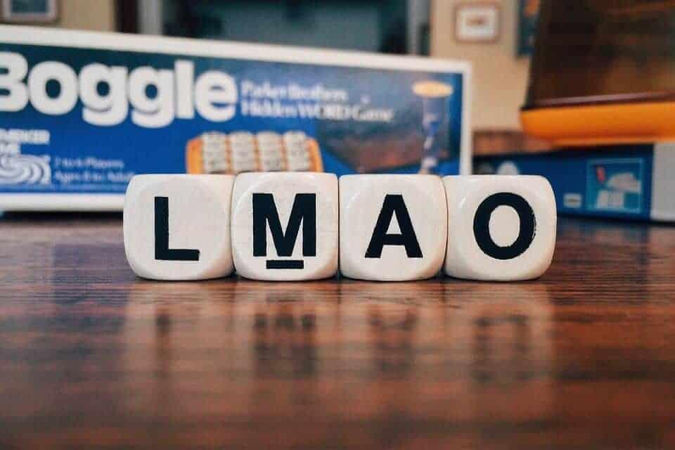 lmao, gg ,rip, lol, g9 là gì?
