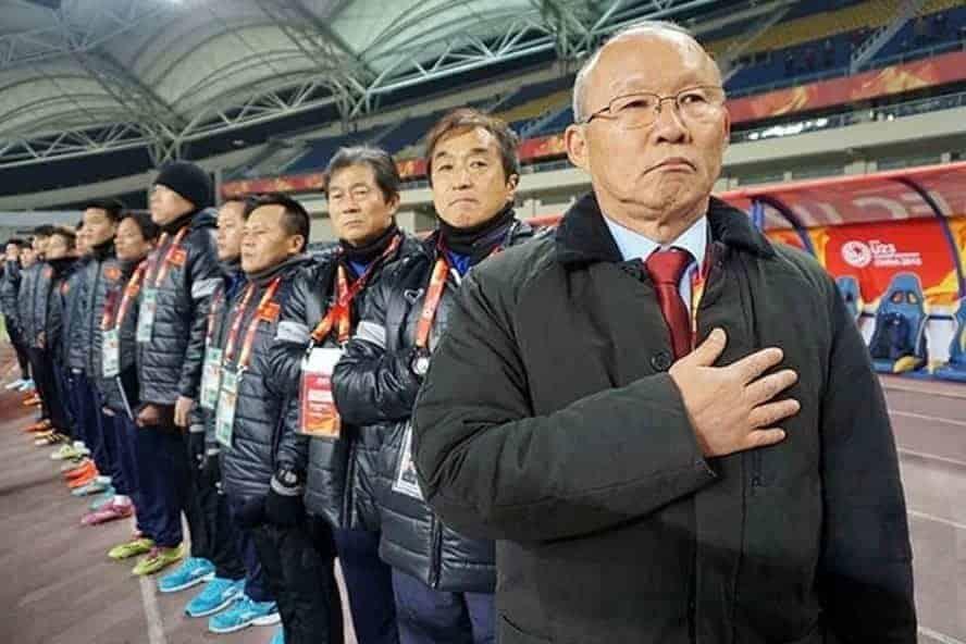 HLV Park Hang Seo là 'Nhân vật châu Á của năm'