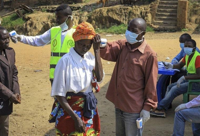 Dịch bênh Ebola bùng nổ tại Congo từ năm ngoái đến nay, là nguyên nhân của nhiều cái chết và sự xa lánh, phân biệt.