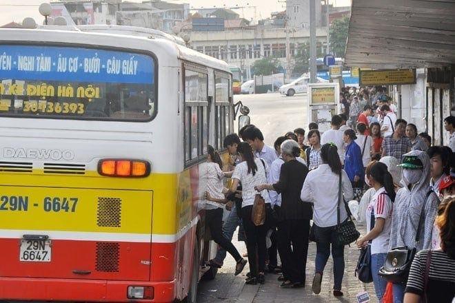 Ngày càng ít người dân lựa chọn xe buýt cho những chuyến đi của mình.