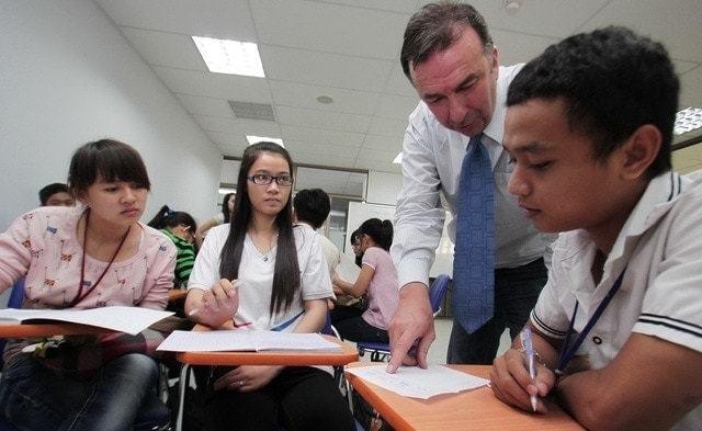 Xếp hạng trình độ tiếng Anh của người Việt đang bị tụt