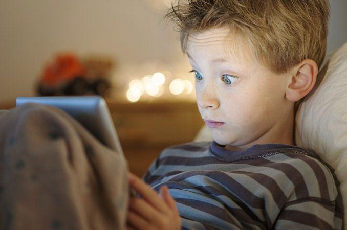 Trẻ em và thanh niên ngày càng dành nhiều thời gian để xem video trực tuyến