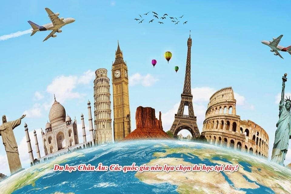 Du học Châu Âu