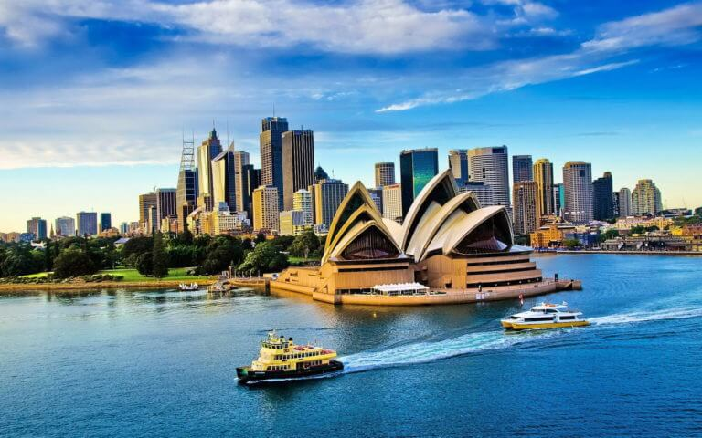 Lý do du học Úc