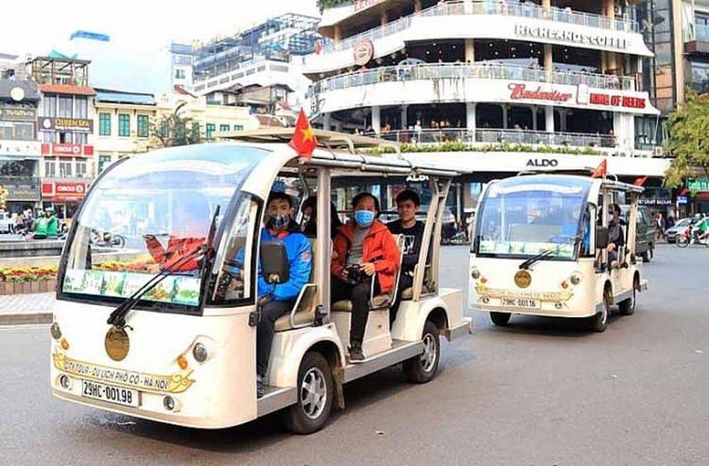 ngành du lịch Việt Nam chịu ảnh hưởng nặng nề bởi dịch bệnh
