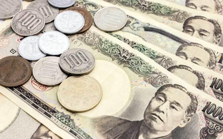 Một yên bằng bao nhiêu tiền Việt