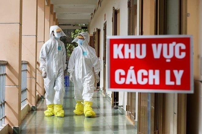 dịch bệnh covid-19 tại Việt Nam đang có các diễn biến phức tạp