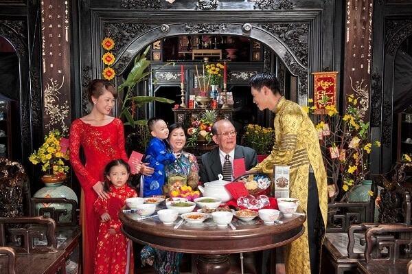 Bài viết lễ hội Việt Nam