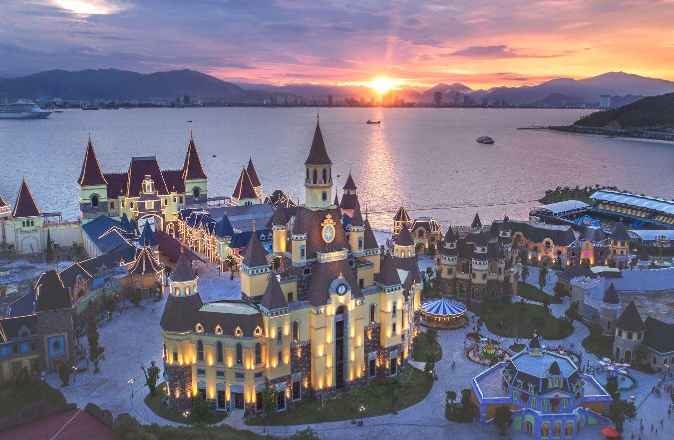 Chuyến đi chơi Nha Trang