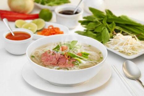 Bài viết giới thiệu về món ăn Việt Nam