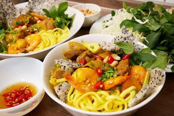 Món ăn Việt Nam bằng tiếng Anh