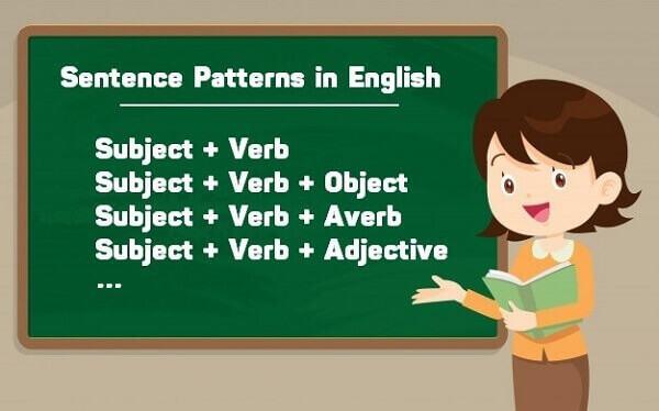 Cấu trúc cấu trong tiếng Anh