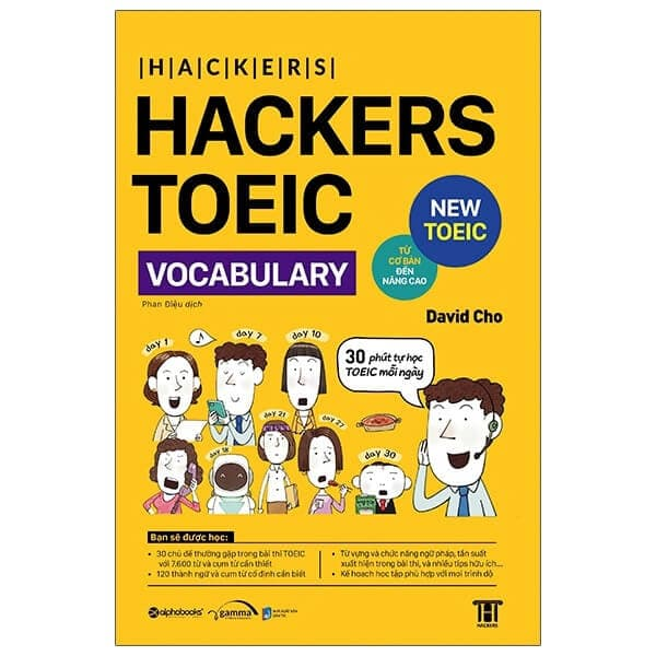 Review Sách Hacker Toeic Vocabulary