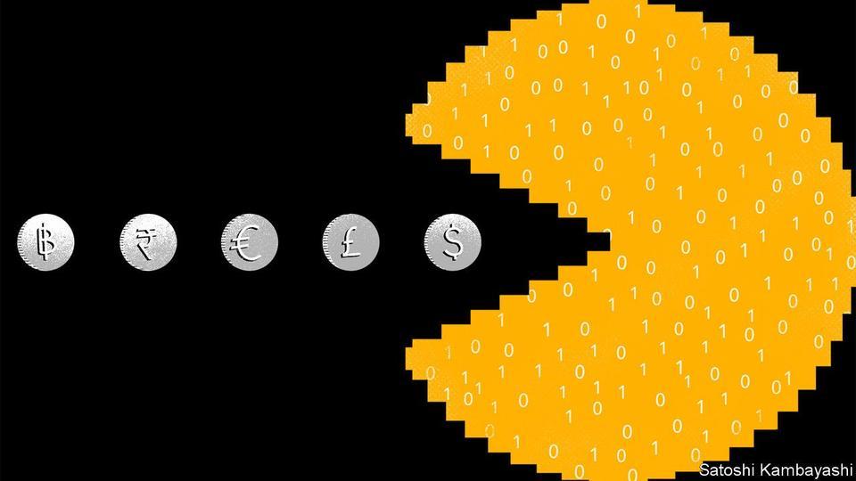 How the digital surge will reshape finance