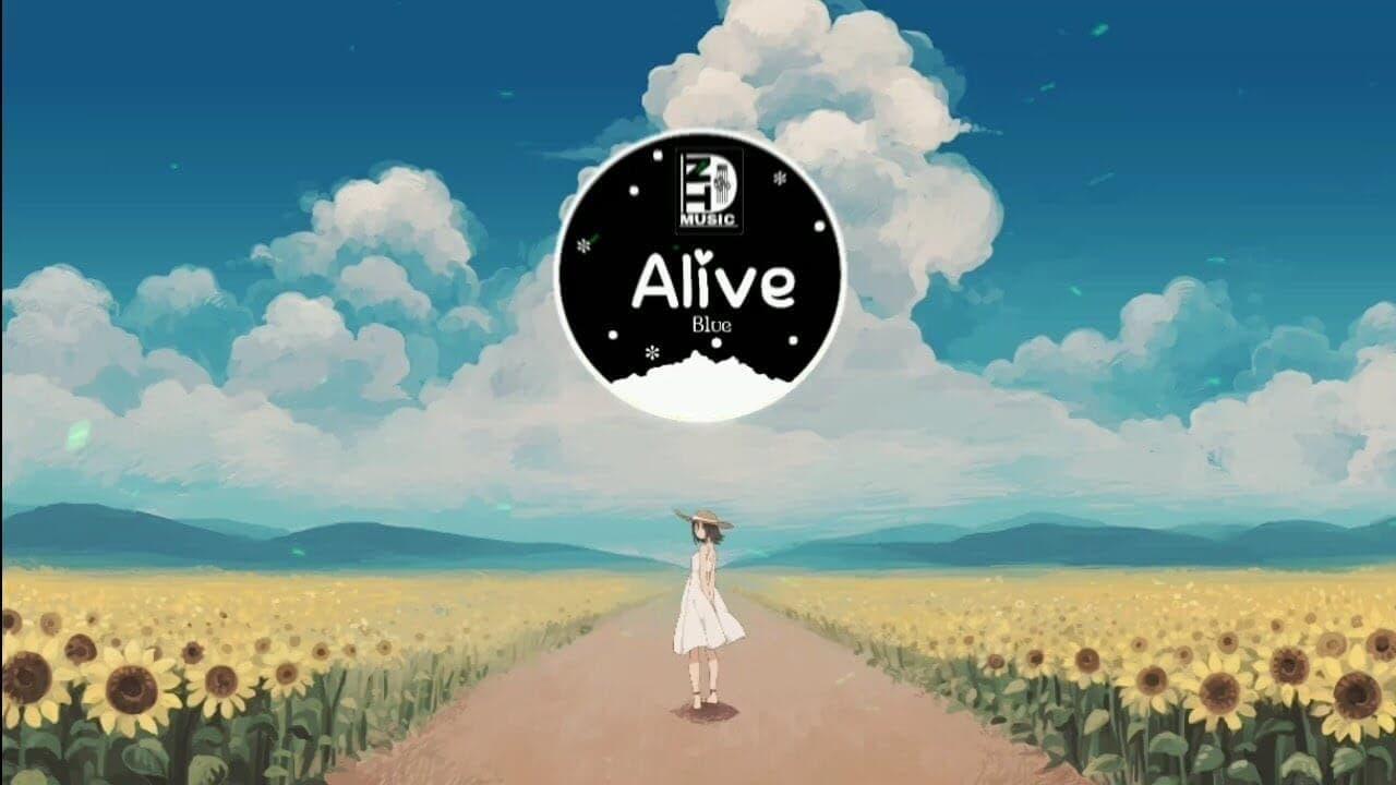 Alive Blue