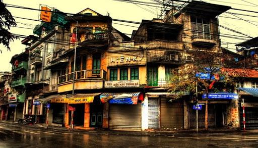 viết về Hà Nội bằng Tiếng Anh